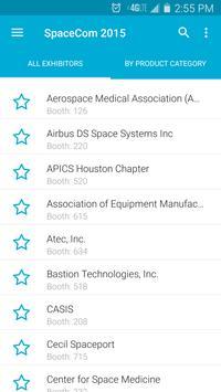 SpaceCom 2015 apk screenshot