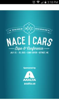 NACE | CARS 2015 poster