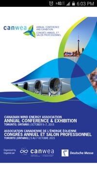 CanWEA 2015 poster