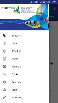 CanWEA 2015 apk screenshot