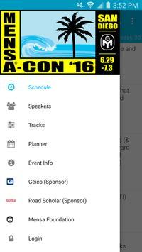 Mensa AG 2016 apk screenshot