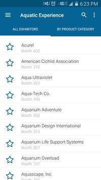Aquatic Experience apk screenshot