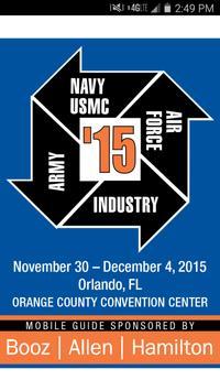 I/ITSEC 2015 poster