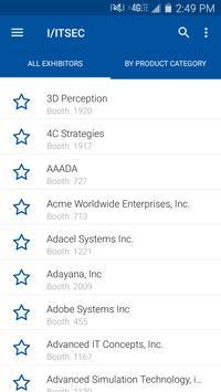 I/ITSEC 2015 apk screenshot