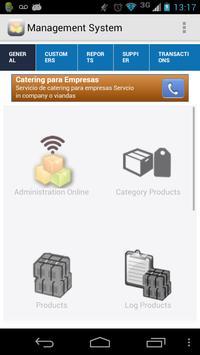 Management System (Stock) ERP apk screenshot