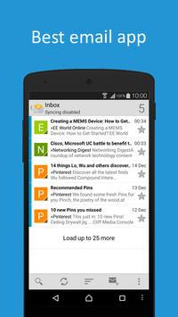 WeMail - Hotmail Client apk screenshot