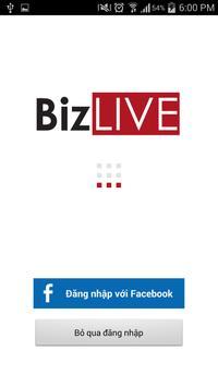 BizLIVE - Nhịp sống kinh doanh poster