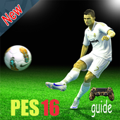 Guide PES16 New icon