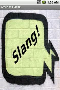American Slang poster