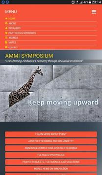 AMMI SYMPOSIUM 30 AUG 2015 poster