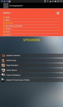 AMMI SYMPOSIUM 30 AUG 2015 apk screenshot