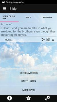 English Bible: Our Daily Bread apk screenshot