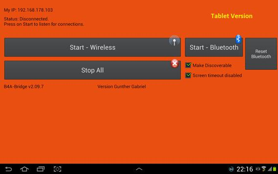 B4A-Bridge Plus apk screenshot