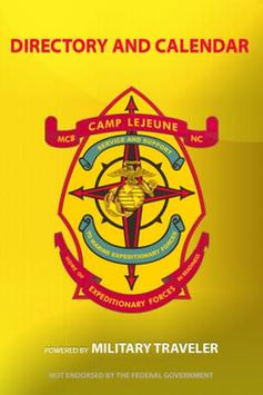 Camp Lejeune Directory poster
