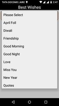 Best Messages apk screenshot