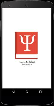 Kamus Psikologi Indonesia poster