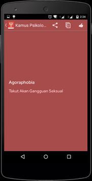 Kamus Psikologi Indonesia apk screenshot
