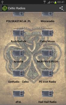 Top Celtic Radio poster
