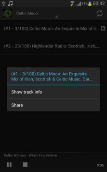 Top Celtic Radio apk screenshot