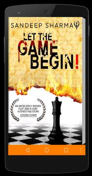 Let The Game Begin! poster