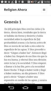 Santas Escrituras - Genesis apk screenshot