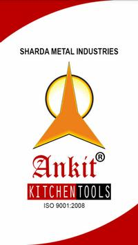 ANKIT STAINLESS STEEL SPOON poster