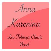 Anna Karenina - Leo Tolstoy icon