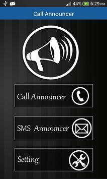 Caller Name Announcer Pro poster