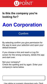 UPoint HR apk screenshot