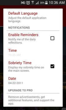 Daily Reflections apk screenshot