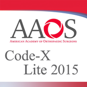 AAOS Code-X Lite 2015 icon