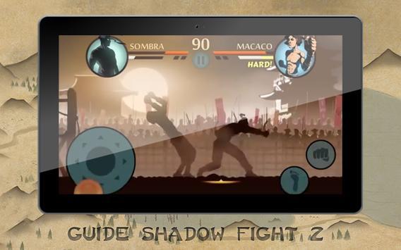 Guide for Shadow Fight 2 apk screenshot