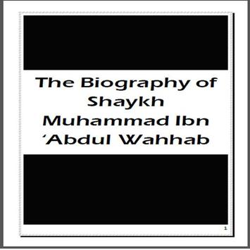 Shaykh Mohammed ibn AbdulWahab apk screenshot