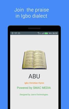 ABU (Igbo Christian Hymn) poster