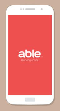 Able Mail poster