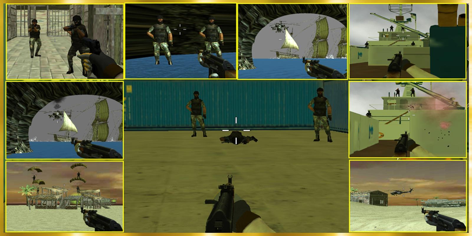 Cool Math Games Mission Commando