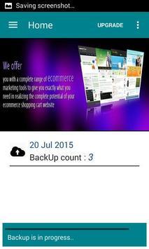 VBackup apk screenshot