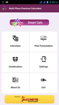 LIC SmartCalc poster