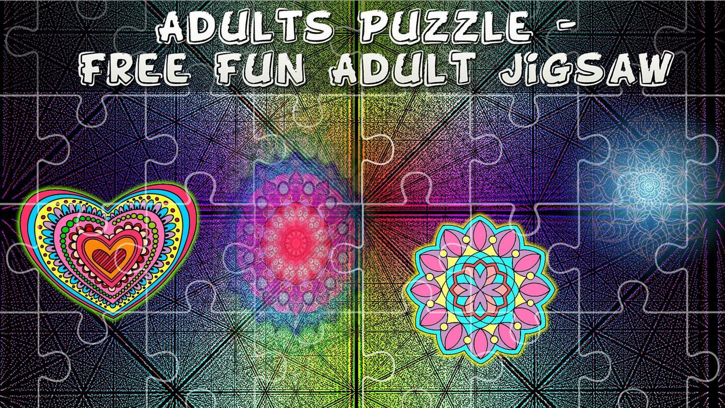 Opinion Adult jigsaw puzzles free