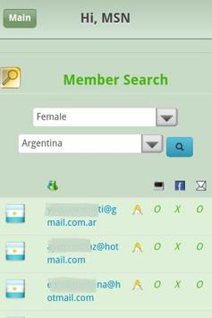 Find Skype Friends BBS apk screenshot