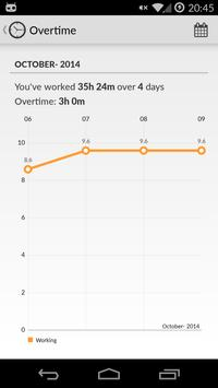Overtime Tracker APK Download - Free Business APP for Android ...