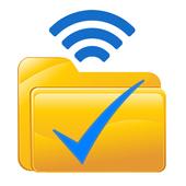 Wireless Copy Intent Test icon
