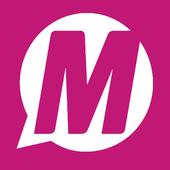 Mädchen Messenger icon