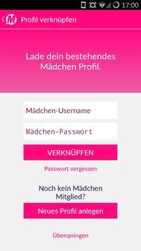 Mädchen Messenger apk screenshot