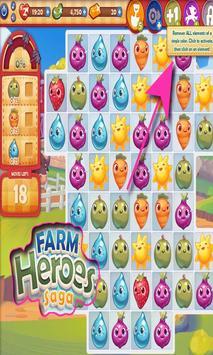 Heroes for The Farm Saga apk screenshot
