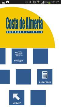 Hortofruticola Costa d Almeria apk screenshot