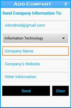 Ahmedabad Jobs apk screenshot