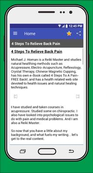 Alternative medicine apk screenshot