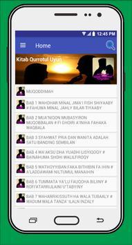 Kitab Qurratul 'Uyun apk screenshot