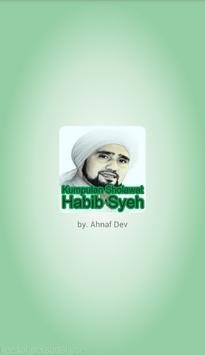 Sholawat Habib Syeh Lengkap poster